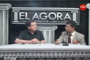 Entrevista a Miguel Salinas Chávez en el programa El Ágora - Marzo 2016