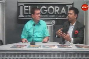 Entrevista a Miguel Salinas Chávez en el programa El Ágora - Mayo 2016