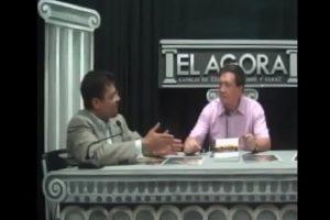 Entrevista a Miguel Salinas Chávez en el programa El Ágora - Junio 2016