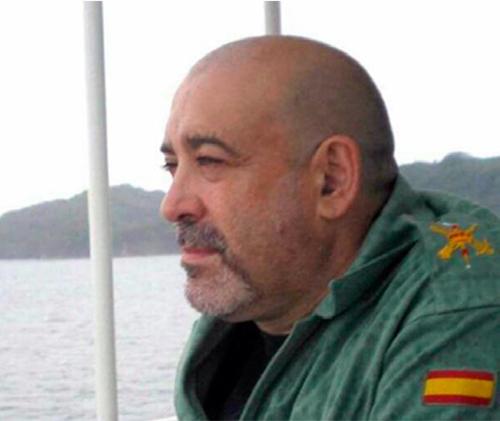 Victor Lainez Caballero Legionario