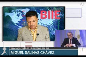 Contracara de TLV1 entrevista a Miguel Salinas Chávez - 1ª Parte
