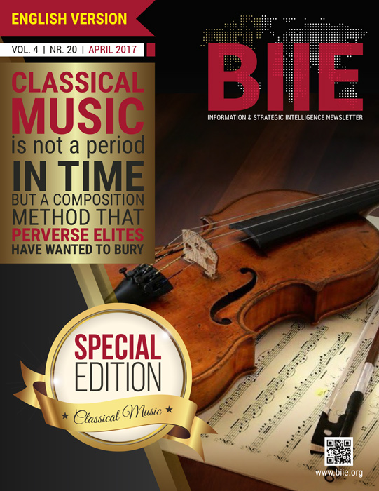 BIIE English Ed. Nr.04 April 2017 - Special Classical Music