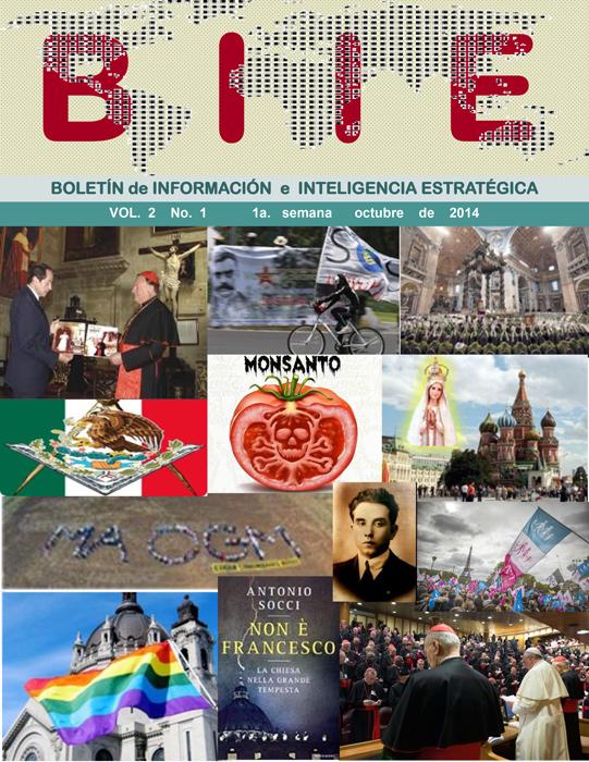 BIIE Vol.02 No.01 - Octubre 2014 Primera Semana
