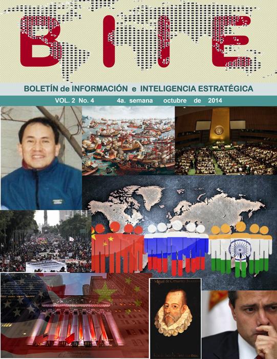 BIIE Vol.02 No.04 - Octubre 2014 Cuarta Semana