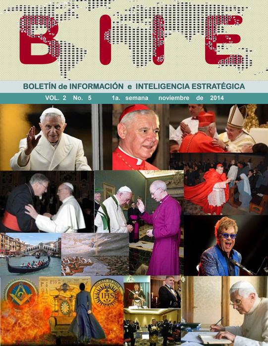 BIIE Vol.02 No.05 - Noviembre 2014 Primera Semana