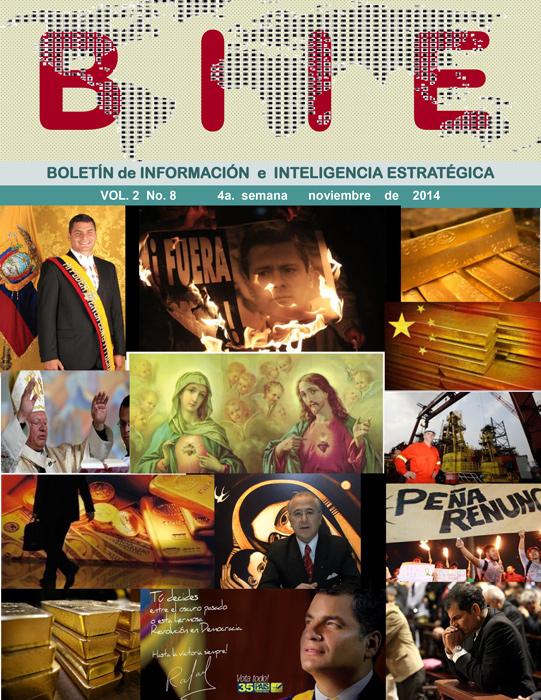 BIIE Vol.02 No.08 - Noviembre 2014 Cuarta Semana