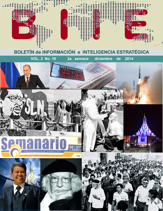 BIIE Vol.02 No.10 - Diciembre 2014 Segunda Semana