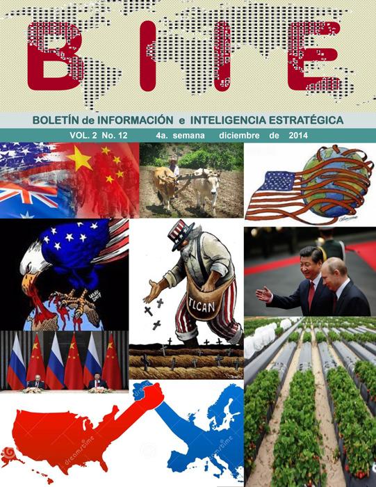 BIIE Vol.02 No.12 - Diciembre 2014 Cuarta Semana