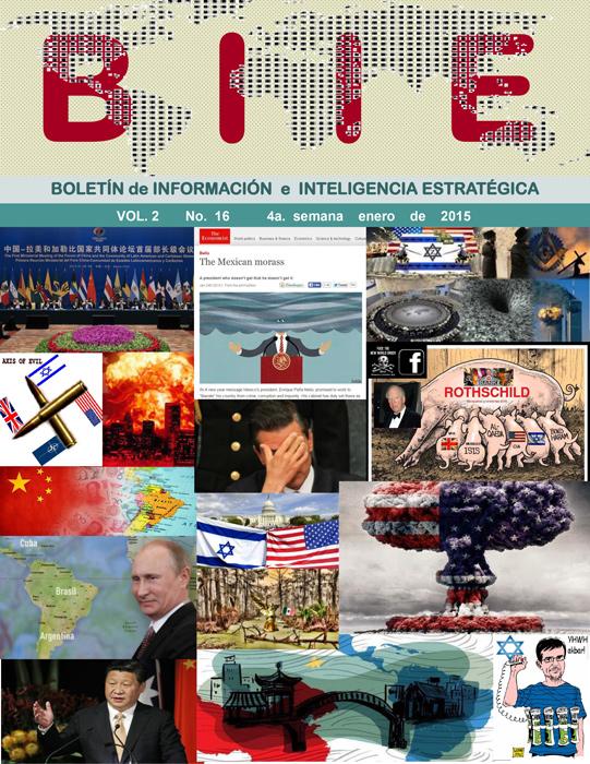 BIIE Vol.02 No.16 - Enero 2015 Cuarta Semana