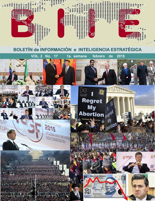 BIIE Vol.02 No.17 - Febrero 2015 Primera Semana