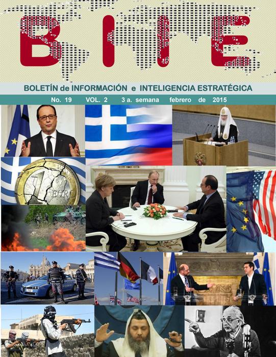 BIIE Vol.02 No.19 - Febrero 2015 Tercera Semana