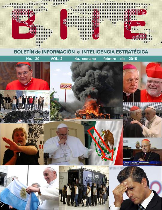 BIIE Vol.02 No.20 - Febrero 2015 Cuarta Semana