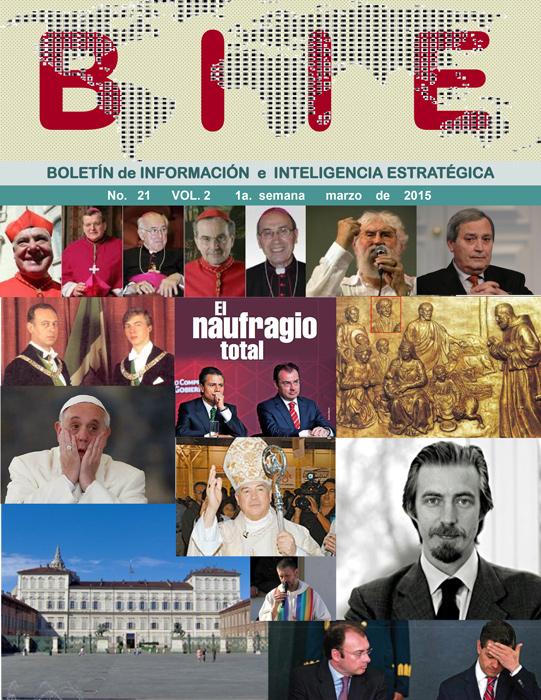 BIIE Vol.02 No.21 - Marzo 2015 Primera Semana