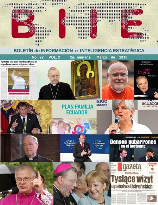 BIIE Vol.02 No.22 - Marzo 2015 Segunda Semana