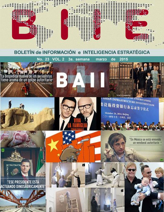 BIIE Vol.02 No.23 - Marzo 2015 Tercera Semana