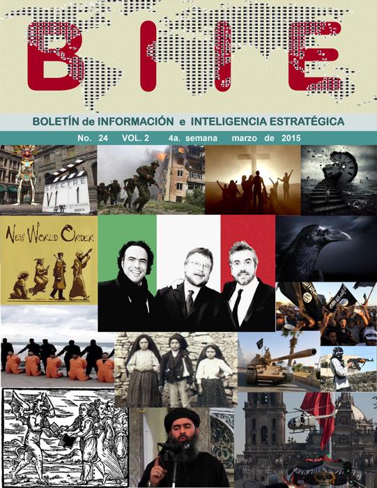 BIIE Vol.02 No.24 - Marzo 2015 Cuarta Semana