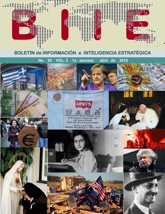 BIIE Vol.02 No.25 - Abril 2015 Primera Semana