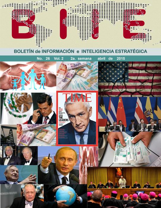 BIIE Vol.02 No.26 - Abril 2015 Segunda Semana