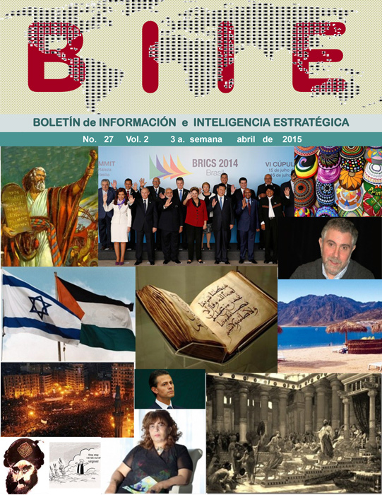 BIIE Vol.02 No.27 - Abril 2015 Tercera Semana