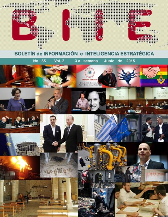 BIIE Vol.02 No.35 - Junio 2015 Tercera Semana