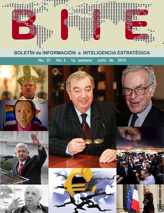 BIIE Vol.02 No.37 - Julio 2015 Primera Semana