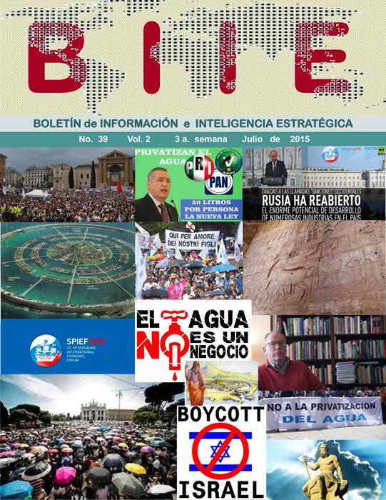 BIIE Vol.02 No.39 - Julio 2015 Tercera Semana