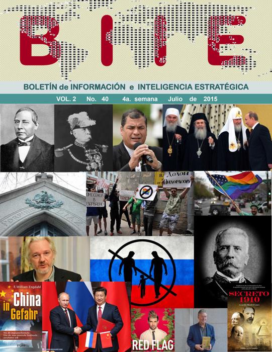 BIIE Vol.02 No.40 - Julio 2015 Cuarta Semana