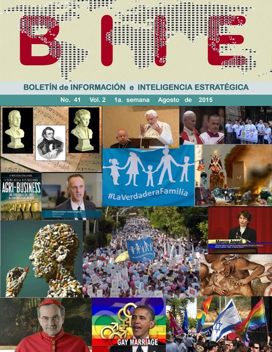 BIIE Vol.02 No.41 - Agosto 2015 Primera Semana