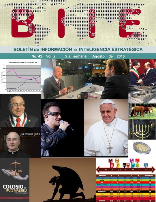 BIIE Vol.02 No.42 - Agosto 2015 Segunda Semana