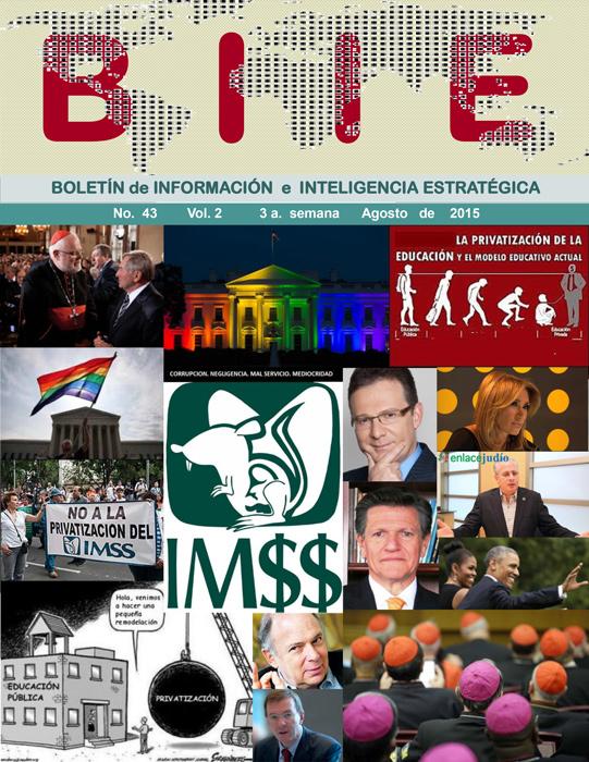 BIIE Vol.02 No.43 - Agosto 2015 Tercera Semana