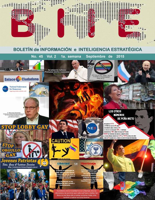 BIIE Vol.02 No.45 - Septiembre 2015 Primera Semana