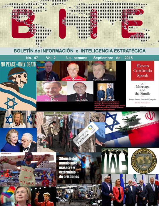 BIIE Vol.02 No.47 - Septiembre 2015 Tercera Semana