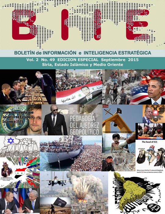 BIIE Vol.02 No.49 - Septiembre 2015 Edición Especial Siria