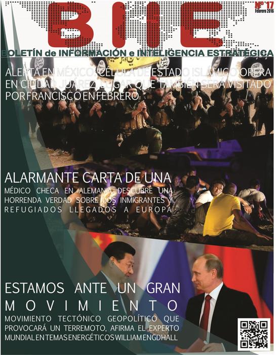 BIIE Vol.03 No.17 - Febrero 2016 Primera Semana
