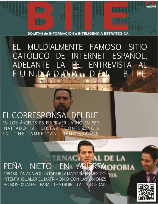 BIIE Vol.03 No.33 - Junio 2016 Primera Semana