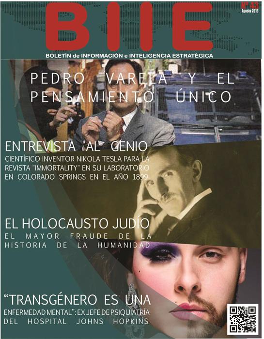 BIIE Vol.03 No.43 - Agosto 2016 Tercera Semana
