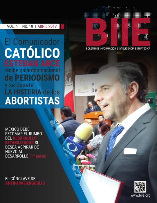 BIIE Vol.04 No.19 - Abril 2017 Primera Quincena