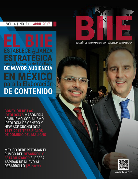 BIIE Vol.04 No.21 - Abril 2017 Segunda Quincena