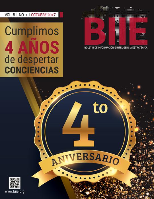 BIIE Vol.05 No.01 - Octubre 2017 Primera Quincena