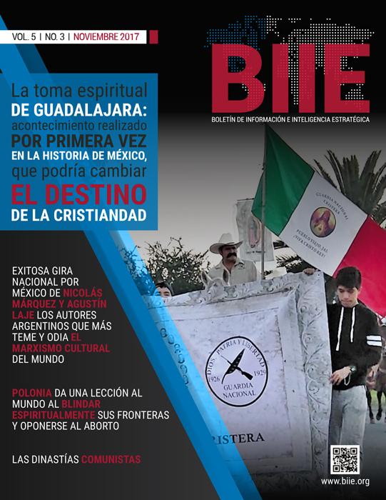 BIIE Vol.05 No.03 - Noviembre 2017 Primera Quincena