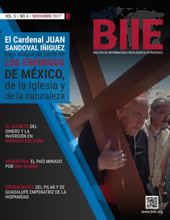 BIIE Vol.05 No.04 - Noviembre 2017 Segunda Quincena