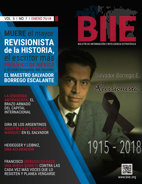 BIIE Vol.05 No.07 - Enero 2018 Primera Quincena
