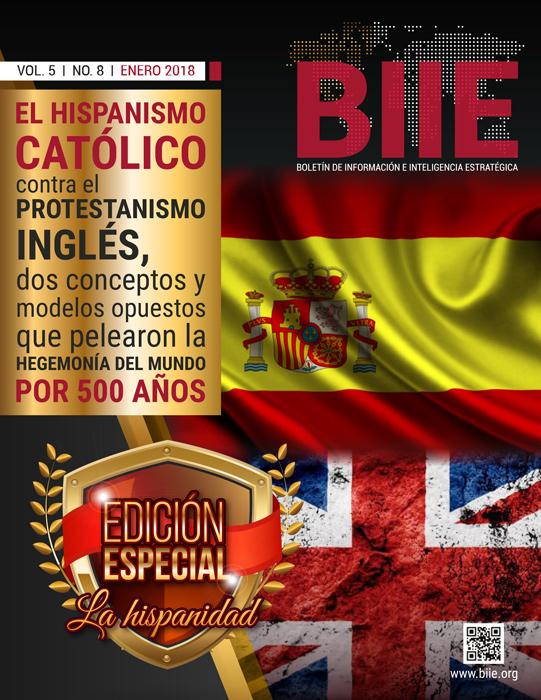 BIIE Vol.05 No.08 - Enero 2018 Segunda Quincena - Especial Hispanismo