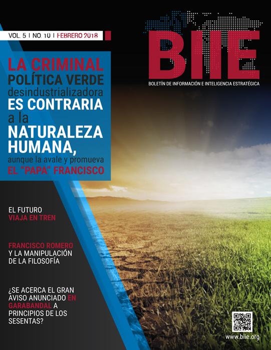 BIIE Vol.05 No.10 - Febrero 2018 Segunda Quincena