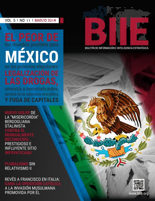 BIIE Vol.05 No.11 - Marzo 2018 Primera Quincena