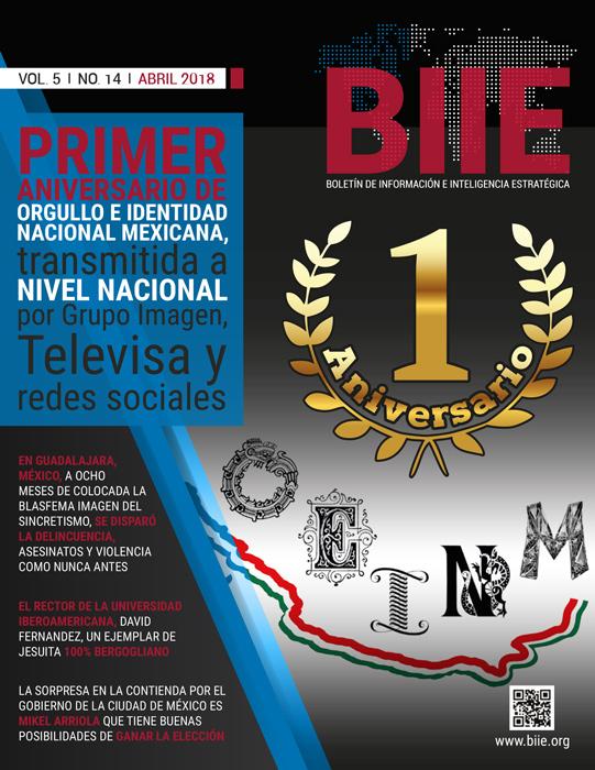 BIIE Vol.05 No.14 - Abril 2018 Segunda Quincena
