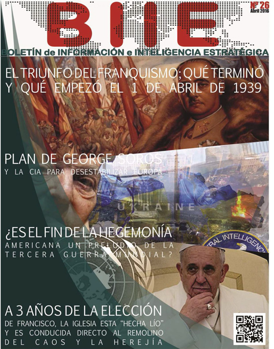 BIIE Vol.03 No.26 - Abril 2016 Segunda Semana