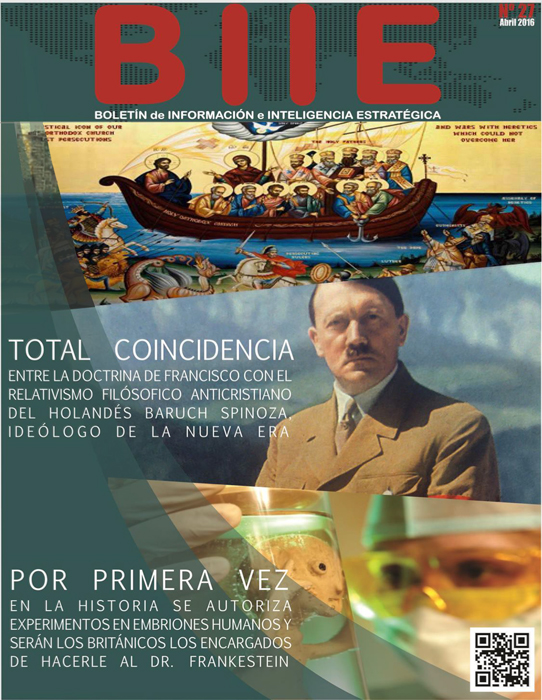 BIIE Vol.03 No.27 - Abril 2016 Tercera Semana
