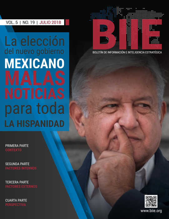 BIIE Vol.05 No.19 - Julio 2018 Primera Quincena