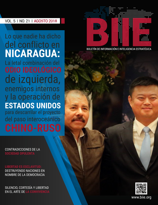 BIIE Vol.05 No.21 - Agosto 2018 Primera Quincena